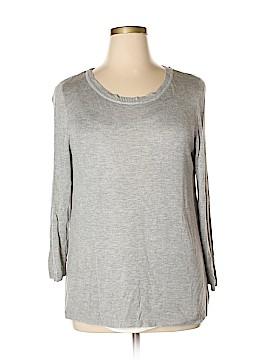 Verve Ami 3/4 Sleeve Top Size XL