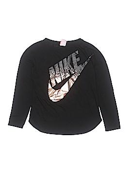 Nike Long Sleeve T-Shirt Size L (Youth)
