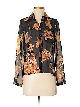 Lira Long Sleeve Blouse Size XS