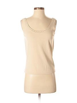 Amanda Smith Sleeveless Top Size S