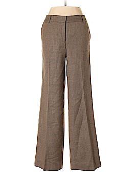 J. Crew Factory Store Wool Pants Size 8