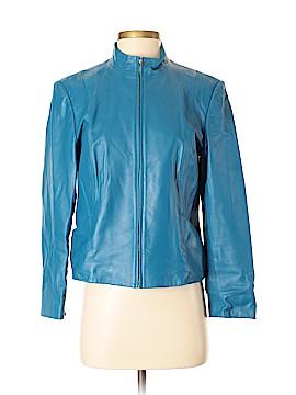 Pendleton Leather Jacket Size S (Petite)