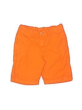 Oscar De La Renta Khaki Shorts Size 8