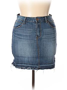 Forever 21 Denim Skirt Size XL