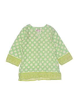 Calypso St. Barth Long Sleeve Blouse Size M (Kids)