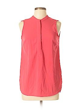 Hilary Radley Sleeveless Blouse Size M