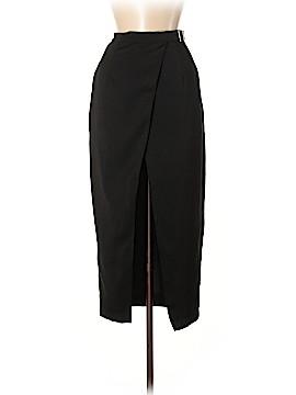 Choies Silk Skirt Size XS