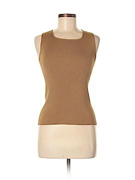 Liz Claiborne Sleeveless Silk Top Size M