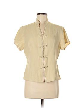 DressBarn Silk Blazer Size M