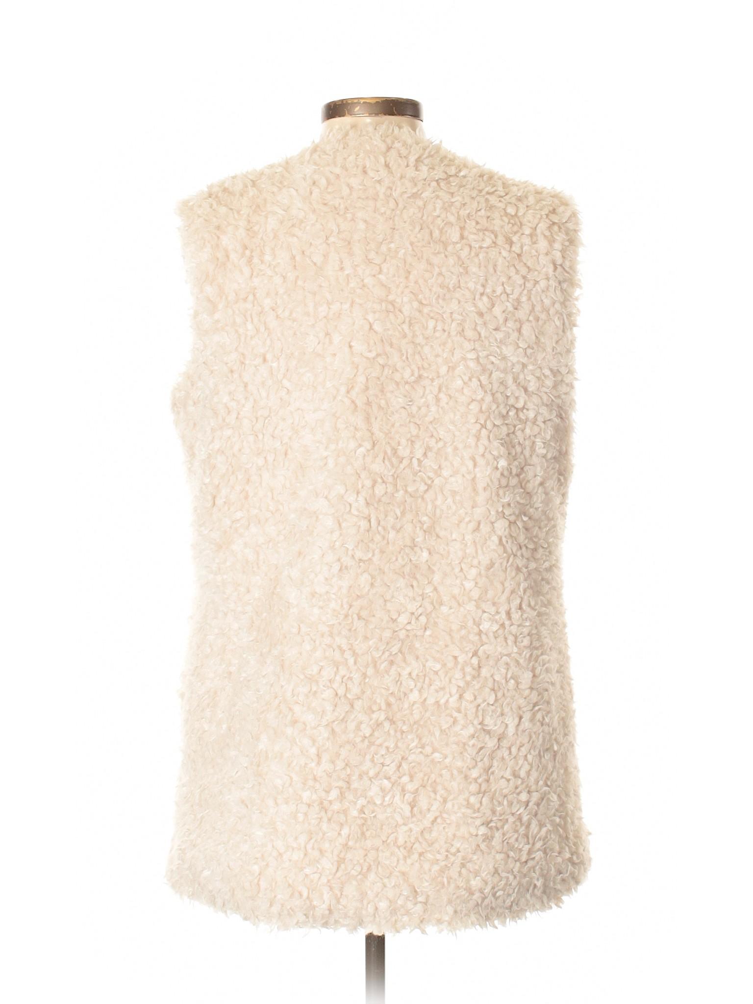 Collection Leisure Vest Fur Faux Winter zBFSpB1