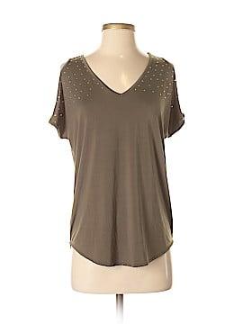 Cynthia Rowley TJX Short Sleeve Top Size S