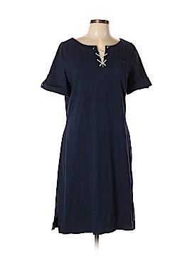 Lauren Jeans Co. Casual Dress Size L (Petite)
