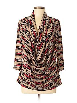 ECI 3/4 Sleeve Top Size L