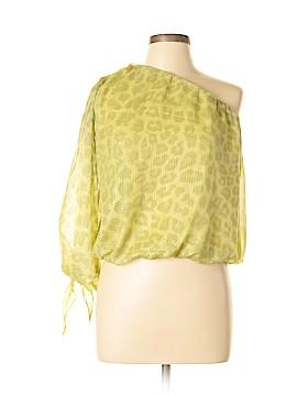 Arden B. Long Sleeve Blouse Size S