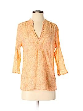 Eddie Bauer 3/4 Sleeve Blouse Size S