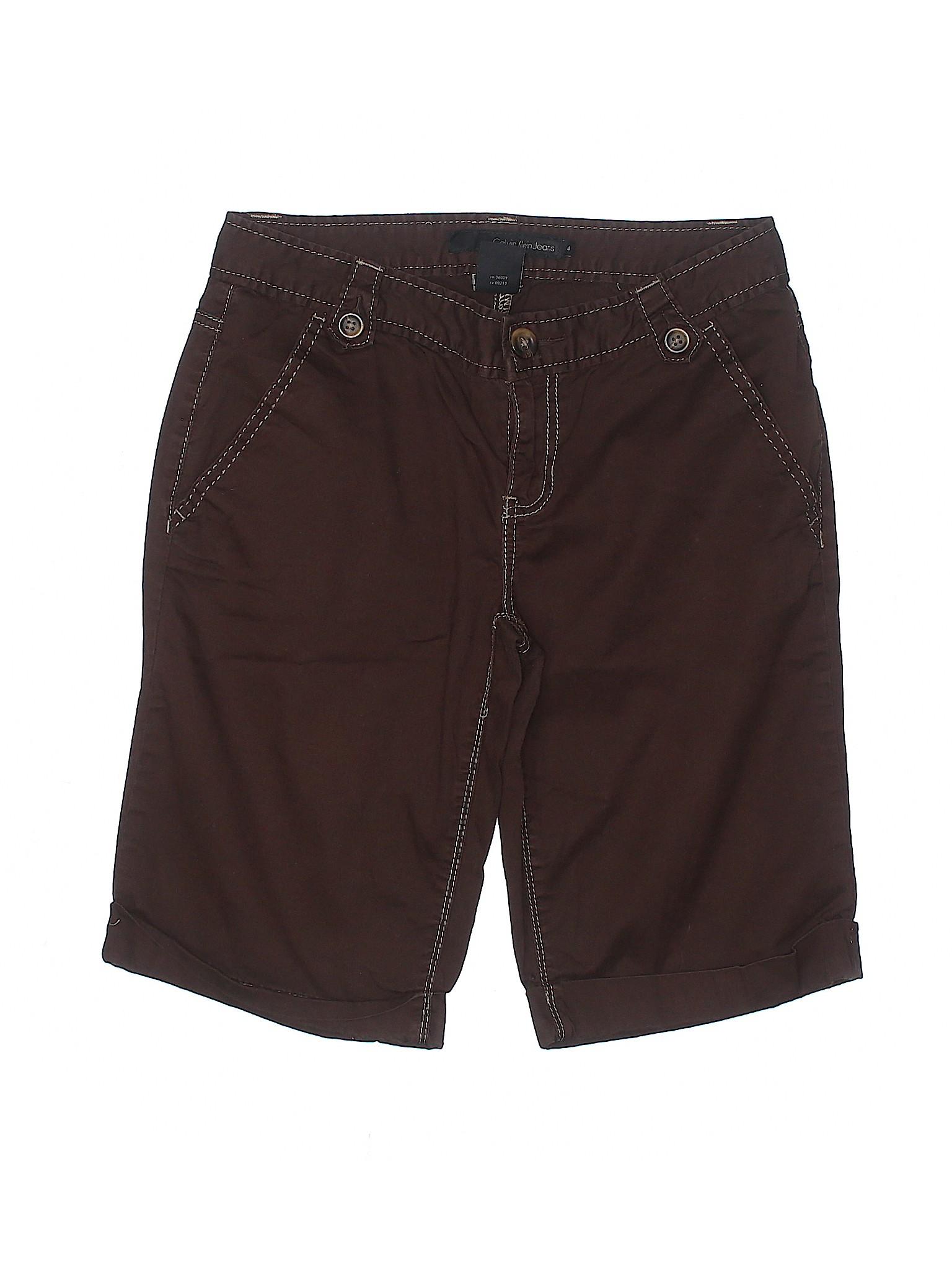Boutique Shorts Khaki CALVIN KLEIN JEANS rWO74r8P