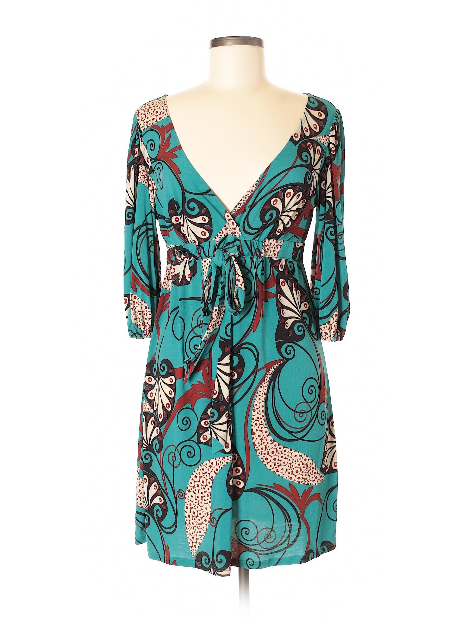 winter Bisou Dress Casual Boutique Bisou pgWZpT