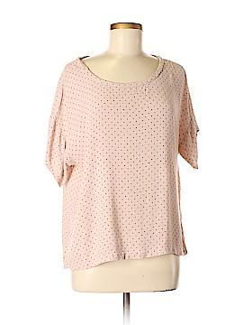 Soft Joie Short Sleeve Blouse Size M