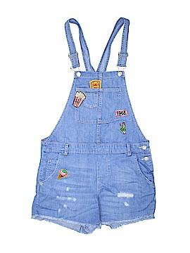 Zara Overall Shorts Size 13-14