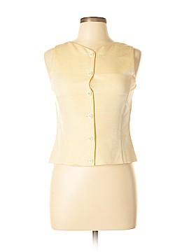 Armani Collezioni Sleeveless Blouse Size 8