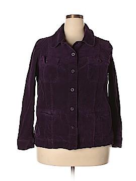 Croft & Barrow Jacket Size 2X (Plus)