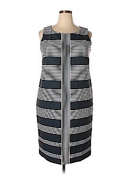 Taylor Casual Dress Size 14 W (Plus)