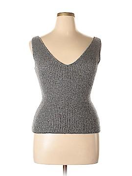 Donna Karan Collection Sleeveless Top Size L