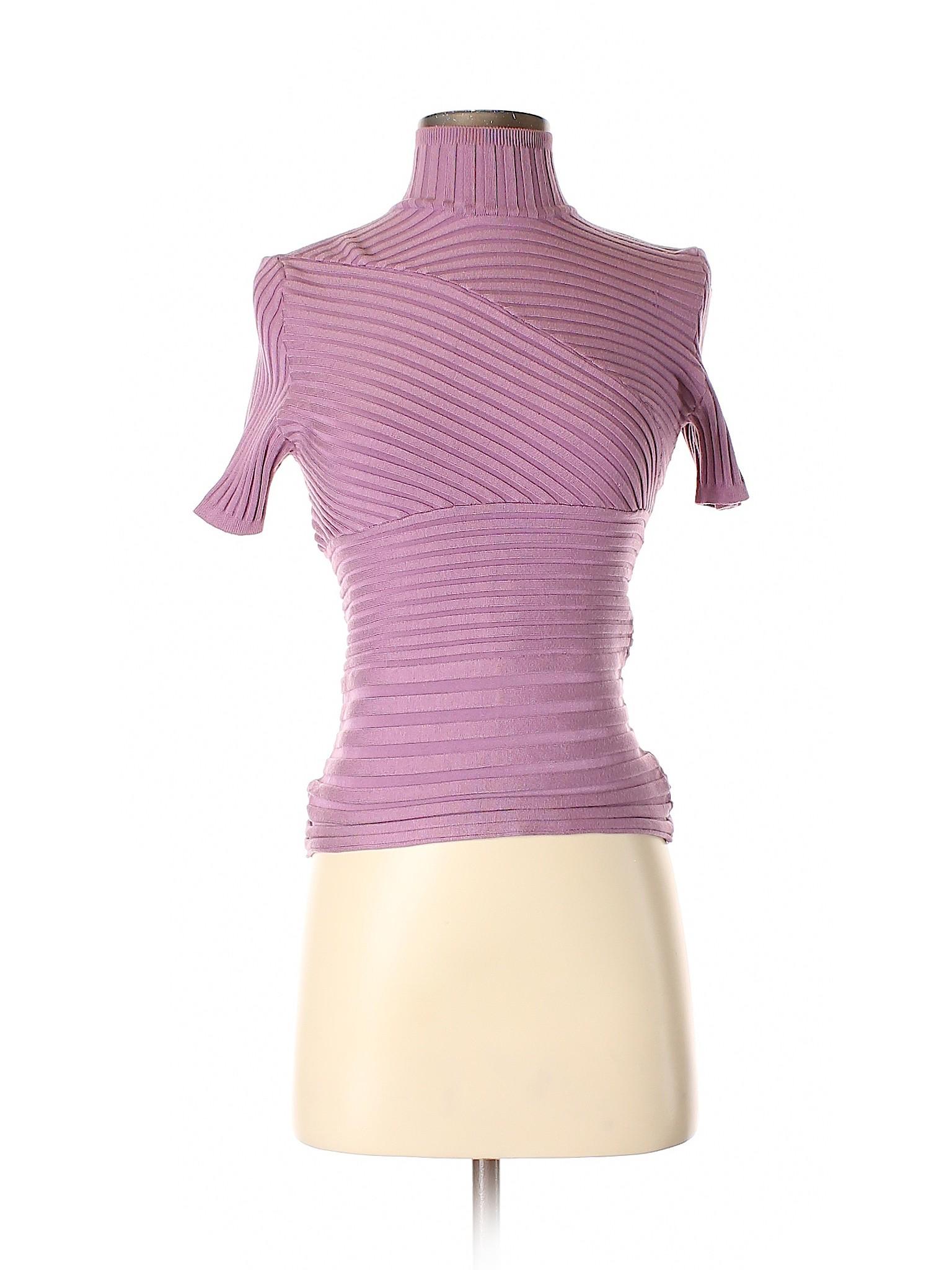 Boutique Sweater Pullover M Silk Tracy HqvwSHr