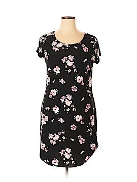 No Boundaries Casual Dress Size 3X (Plus)