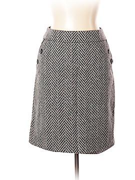 Luciano Barbera Wool Skirt Size 44 (IT)