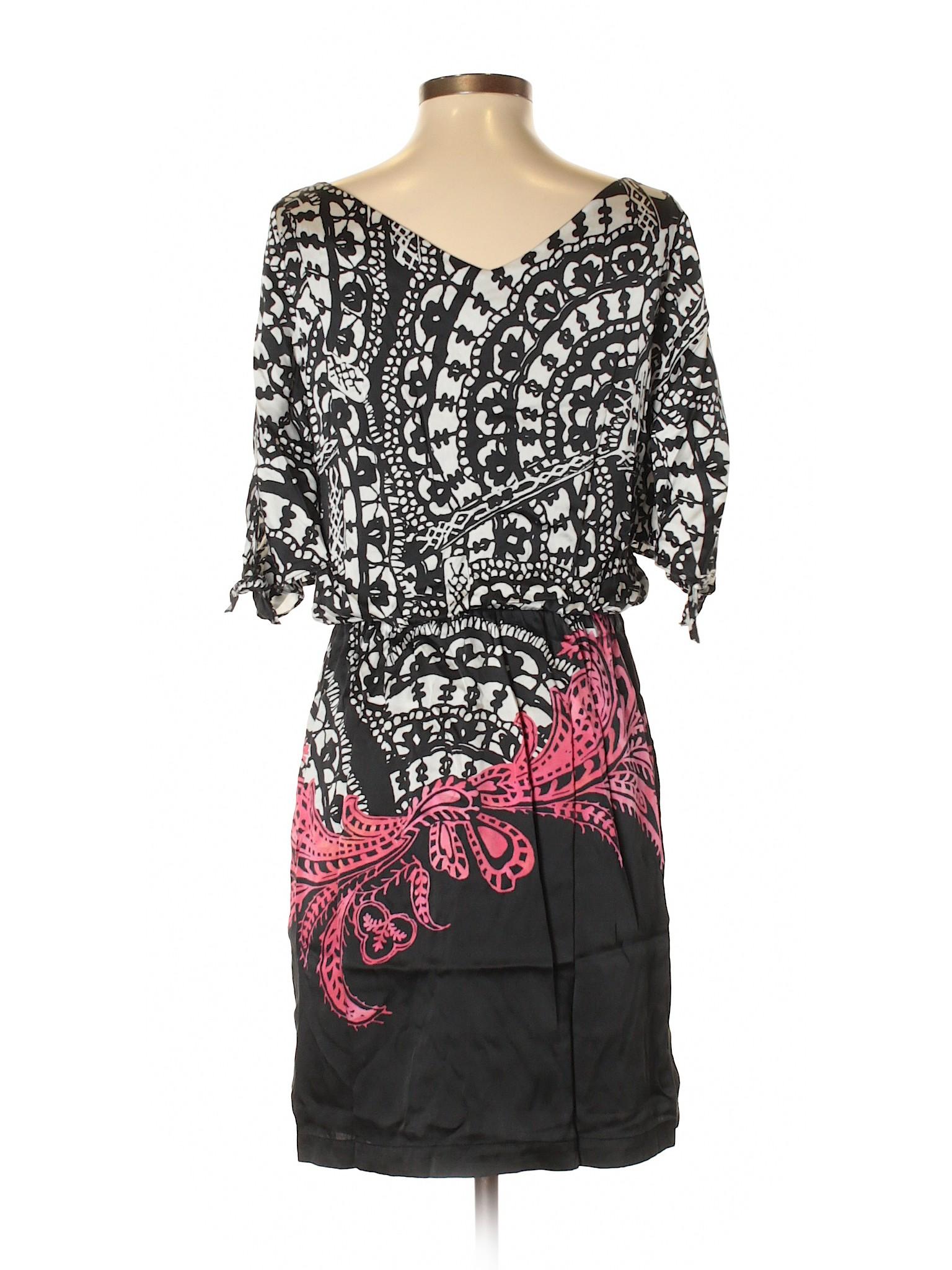 Dress Black White winter Boutique House Cocktail Market gYzcBx