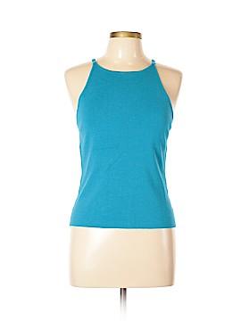Evie Sleeveless Silk Top Size L
