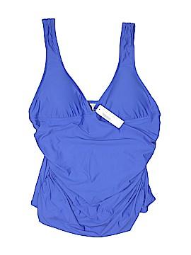 J. Crew Swimsuit Top Size XL