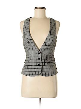 7th Avenue Design Studio New York & Company Tuxedo Vest Size 2