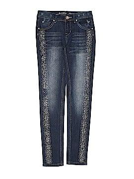 Justice Jeans Jeans Size 12 (Slim)