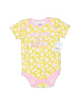 Walmart Short Sleeve Onesie Size 6-9 mo