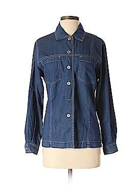 Urban Renewal Long Sleeve Button-Down Shirt Size S