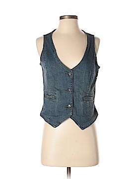 Paper Denim & Cloth Denim Vest Size Med (2)