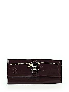 Nine West Leather Clutch One Size