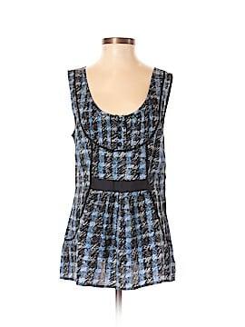 Odille Sleeveless Silk Top Size 0