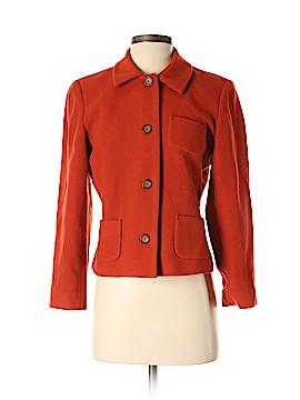 Harve Benard by Benard Holtzman Wool Blazer Size 4