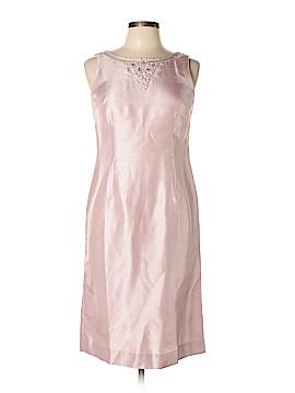 Jessica Howard Cocktail Dress Size 8 (Petite)