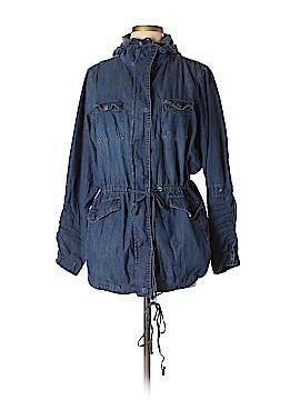 Torrid Denim Jacket Size 0X Plus (0) (Plus)