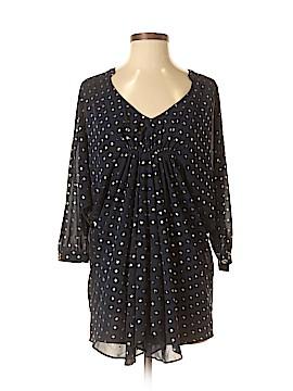 Aryn K. 3/4 Sleeve Blouse Size S