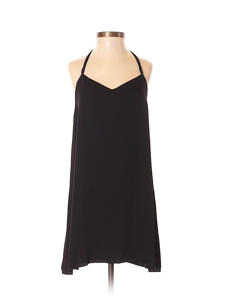 MLV Women Sleeveless Silk Top Size XS