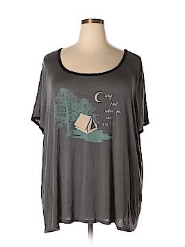 Fervour Short Sleeve T-Shirt Size 4X (Plus)