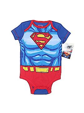 Superman Short Sleeve Onesie Size 3-6 mo