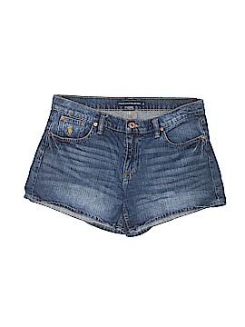 Ralph Lauren Sport Denim Shorts Size 8