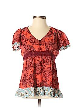 Edme & Esyllte Short Sleeve Blouse Size 0