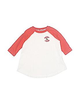 Disney Parks 3/4 Sleeve T-Shirt Size 6